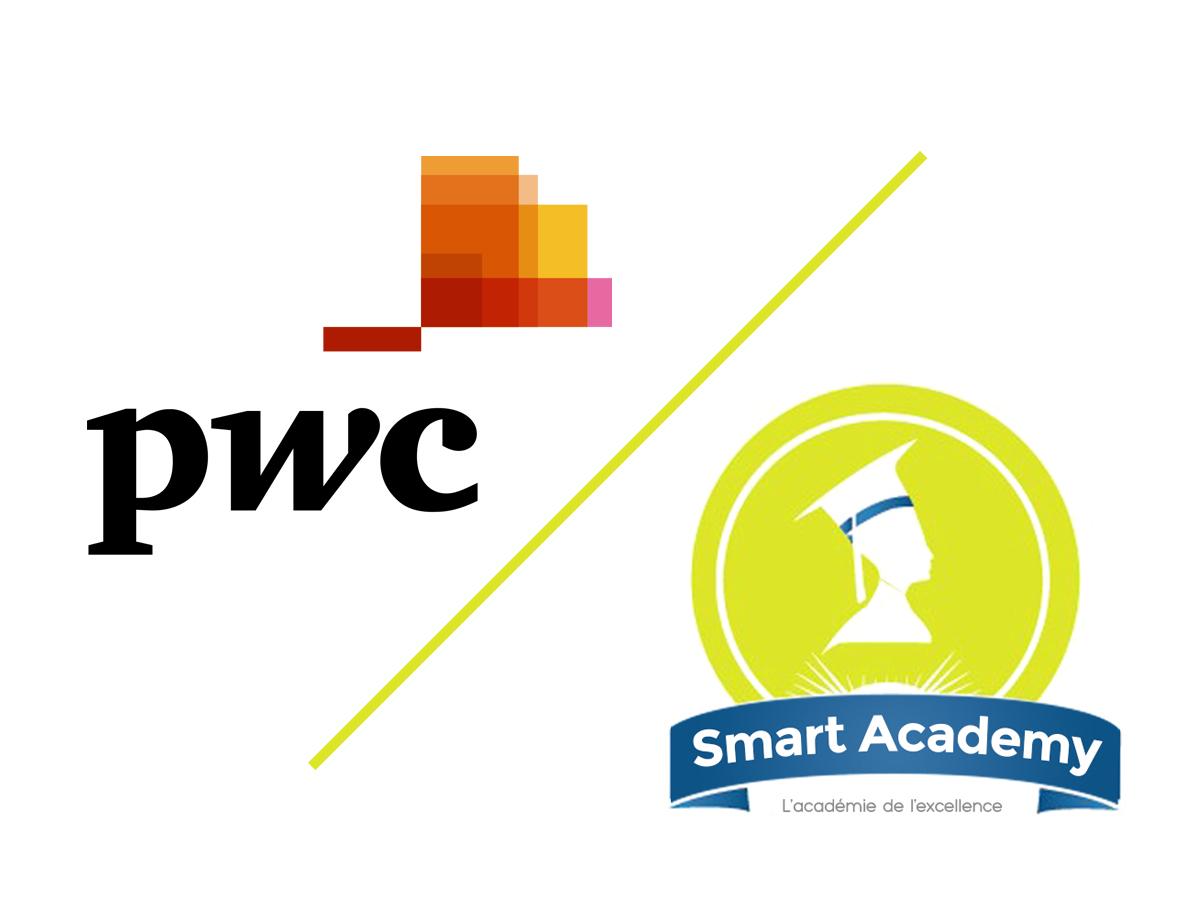 Smart Academy & PricewaterhouseCoopers (PwC) signent un partenariat
